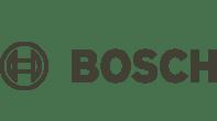 Bosch logotipas juodos spalvos