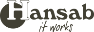 Hansab logotipas
